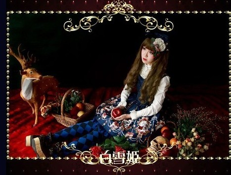 Reserve and Get Your Dream Dress Sooner   Lolita Dress   Scoop.it