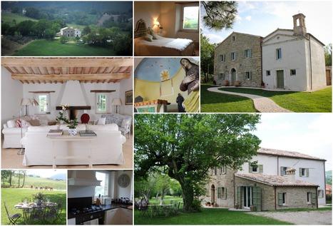 Best Le Marche Accommodation: Monastero di Favari, Apiro | Le Marche Properties and Accommodation | Scoop.it