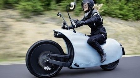 Johammer electric motorcycle breaks 200 km range, looks like you're riding a ... - Gizmag   Ecoloisirs   Scoop.it