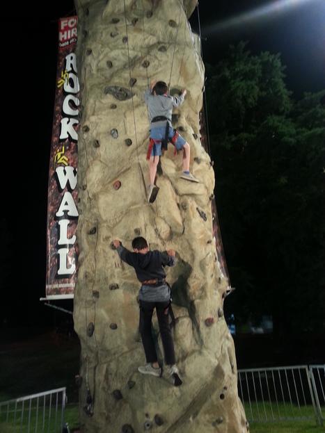 Rock climbing | Quest Two | Scoop.it