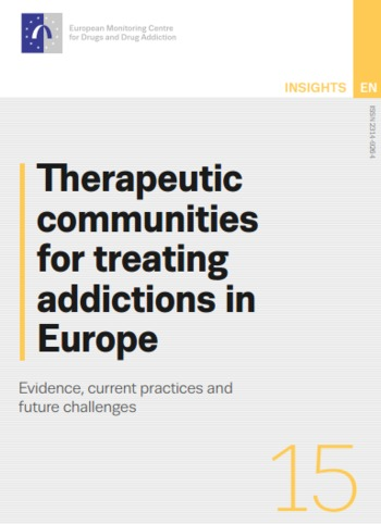 (EN) (PDF) - Therapeutic communities for treating addictions in Europe | EU Bookshop | Glossarissimo! | Scoop.it