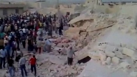 Land Destroyer: Syrian Rebels Admit Terrorist Bombing Campaign   The greatest weapon is not a gun. Nor it is nuclear. It is information control   Scoop.it