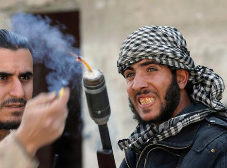 Fuera de foco » Catapultas rebeldes en la Siria del siglo XXI | Conflicto: Siria ,enfoque de los rebelde | Scoop.it