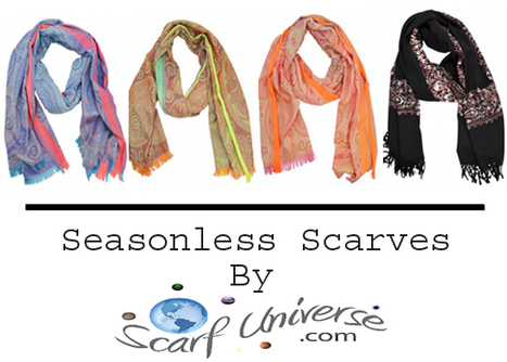 Seasonless - Season | scarfuniverse | Scoop.it