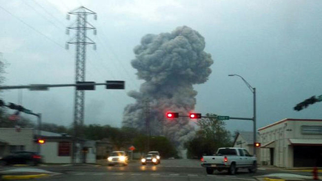 5 to 15 killed, 160 wounded in 'devastating' Texas chemical plant blast | Current Events- gov & law | Scoop.it