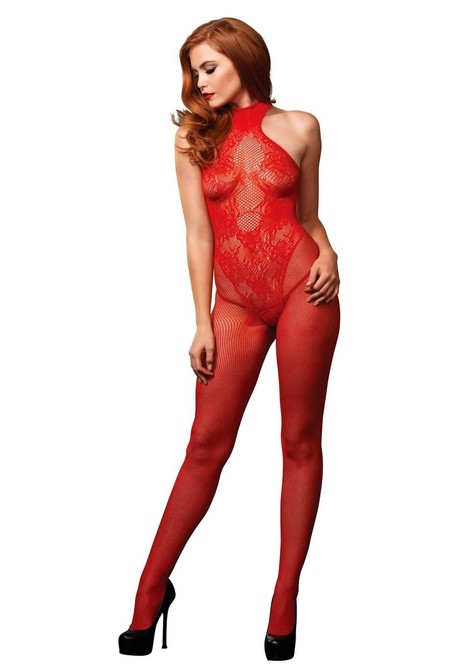 Leg Avenue Seamless halter bodystocking | Tights, Stay Ups, Hold Ups Sexy Tights | Scoop.it