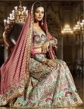 Fashionzine: Lehenga Choli - Best Bridal Wear for Women | Fashion & Lifestyle | Scoop.it