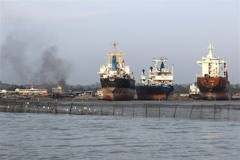 Visiting the Deadly Shipbreaking Yards of Bangladesh   VICE United States   Asbestos   Scoop.it