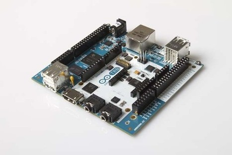 """Most powerful"" Arduino ever has ARM Cortex-A8 chip, runs ""full Linux"" - 