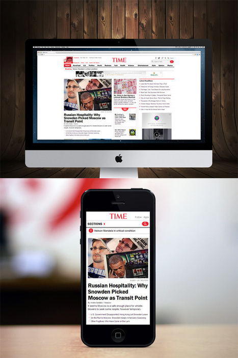 What Is Responsive Web Design? | graphisme & webdesign | Scoop.it
