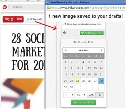 6 Tips for Pinterest Marketing in Just Minutes a Day | Pinterest for Business | Scoop.it