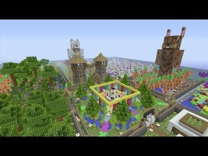 Minecraft (Xbox 360) - An Easter - Hunger Games | electonics | Scoop.it