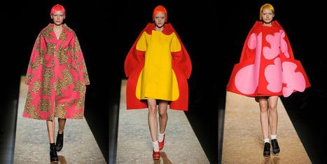 Paris Fashion Week Wrap-Up | COMME des | Scoop.it
