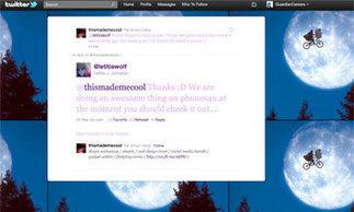 Twitter tips: how I used social media to find jobs | Social Media Marketing | Scoop.it