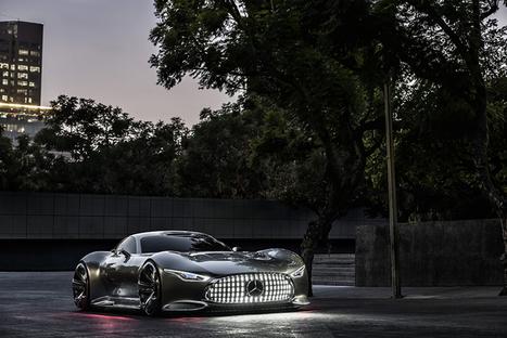 Mercedes-Benz AMG vision gran turismo concept | Design & Architecture | Scoop.it