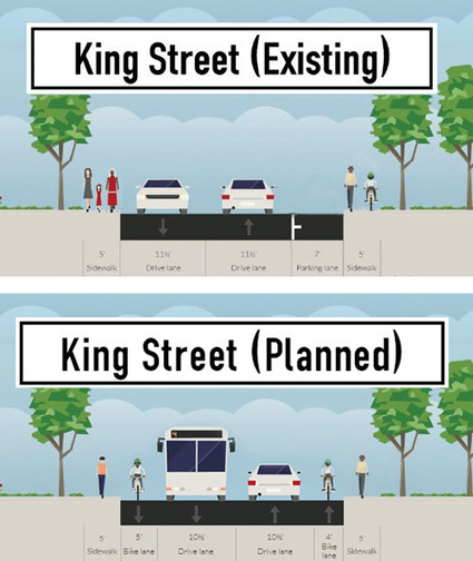 Your Last Chance to Show You Want a Safer King Street | Bits and Bobs | Scoop.it