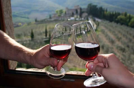 Wine Tasting in Tuscany | Italian Inspiration | Scoop.it