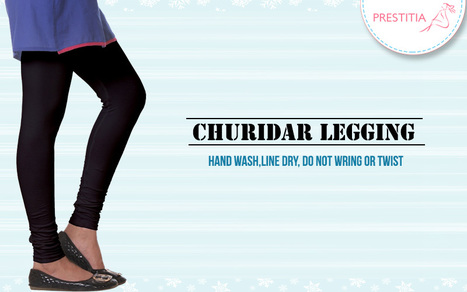 Churidar Legging | Shopping Online in india padded Bra and panty | Scoop.it