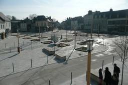 Travaux de la Place Aristide Briand – C'est fini… Une plus grande place aux piétons et aux déplacements doux… | Dans la CASE & Alentours | Scoop.it