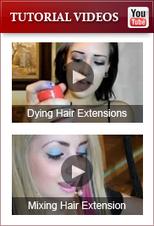 hair extension clip | clip hair extensions | Scoop.it