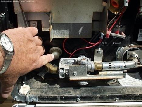 Selling Your Rv? Get Your Rv's Propane Tank Fittings Inspected For Leaks   RV   Scoop.it