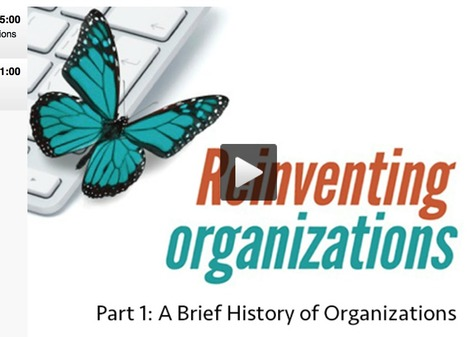 Reinventing Organizations | Self-organizing and Systems Mapping | Scoop.it