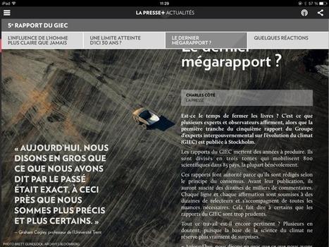 La Presse+, un projet iPad… à près de 30 millions d'euros   L'Observatoire des médias   Les médias face à leur destin   Scoop.it