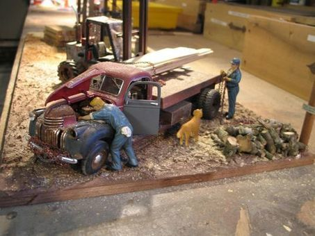 Roderick dioramas displayed at Gallatin library | Tennessee Libraries | Scoop.it