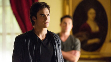 'Vampire Diaries' Taking Advantage of Social Media Buzz | Cool Ass TV | Scoop.it