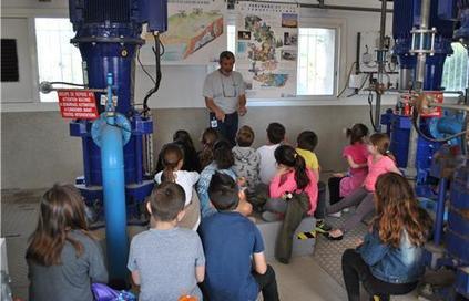 Sanary : Apprendre le cycle de l'eau potable   Eaux de Marseille   Scoop.it