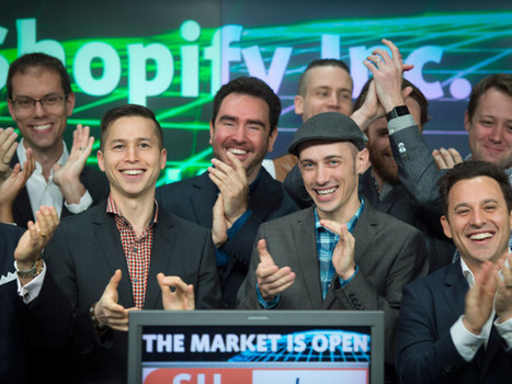 Shopify Inc, Google Inc boosting presence in BlackBerry's hometown | Canada's Technology Triangle Inc. | Scoop.it