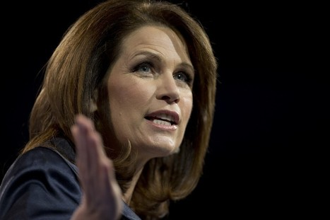 Minn. Rep. Michele Bachmann says she won't run for re-election in 2014 | enjoy yourself | Scoop.it