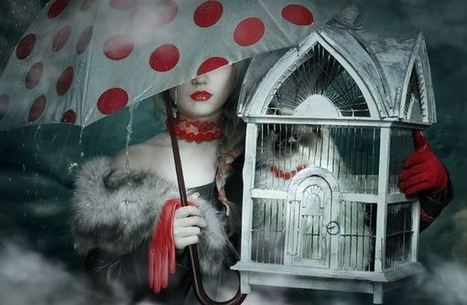 Photo manipulations by Olesya Mikhailova | Photographers and Photographs | Scoop.it