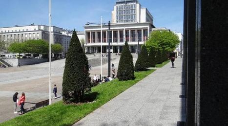 Brest. Des changements dans la physionomie de la place de la Liberté | Démocratie participative-Brest | Scoop.it