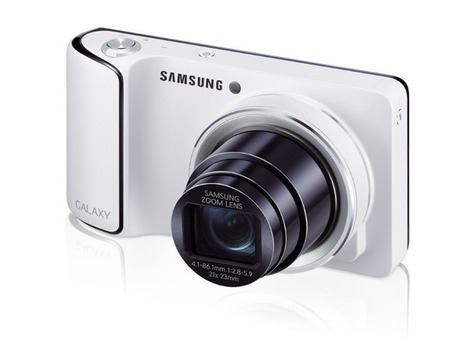 Samsung adds Android, 3G/4G connectivity to camera; is it a phone? – | pixels and pictures | Scoop.it