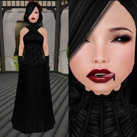 How do i look?: midnight tonight | Second Life Not to miss! | Scoop.it