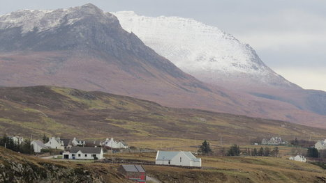 Scottish First Minister: Please protect Scotland's National Scenic Areas from wind turbine developments | paperart | Scoop.it