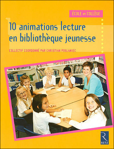 10 animations lecture en bibliothèque jeunesse | Bulletin des Bibliothèques de France | Animation jeunesse | Scoop.it