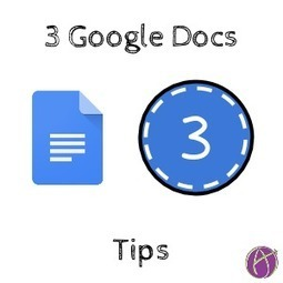 3 Tricks in Google Docs to Try | iwb's | Scoop.it