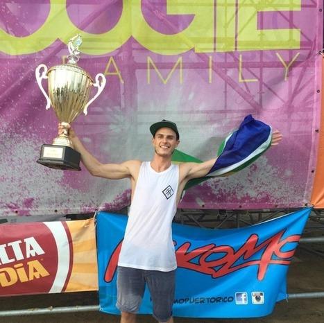Viva Jared Houston Viva – 2015 Bodyboarding World Champion | This one is for the guys! | Scoop.it