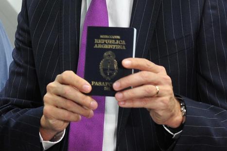 El pasaporte argentino, el mejor de América Latina | Biometría | Scoop.it