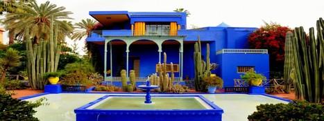Marrakech - Tour Botanique - Morocco Trip Travel   Tourisme   Scoop.it