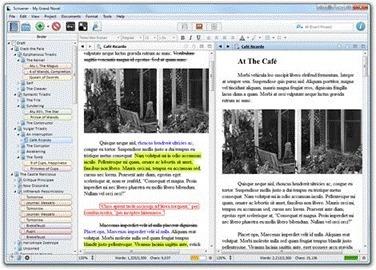 Scrivener facilite l'écriture d'une thèse, d'un rapport, essai, roman, mémoire, etc. » | #ITyPA Bruno Tison | Scoop.it