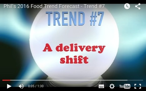 SupermarketGuru - Phil's 2016 Food Trend Forecast - A Delivery Shift | Charliban Worldwide | Scoop.it