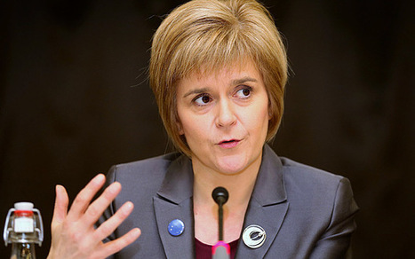 Move by Sturgeon could help break deadlock over new powers for Holyrood | My Scotland | Scoop.it
