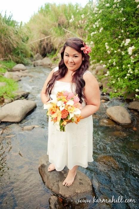 A Backyard Maui Wedding - Kat & Stephen's Preview - by Staff Photographer Naomi | Maui Photographer - Karma Hill | Dream Weddings Hawaii | Scoop.it