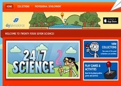 Here Is A Good Source of Interactive Games and Experiments for Science Teachers | STEM Connections | Scoop.it