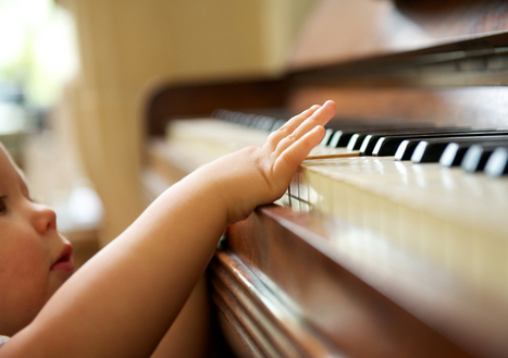 Jamming with your toddler: how music trumps reading for childhood development | Children's Minds | Scoop.it