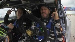 Rallycross : le crash de Ken Block en GoPro ! | Selection Auto | Scoop.it