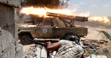 How Not to Plan for 'The Day After' In Libya | How will you prepare for the military draft if U.S. invades Syria right away? | Scoop.it